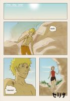One day later pg 1 by Selun-chen
