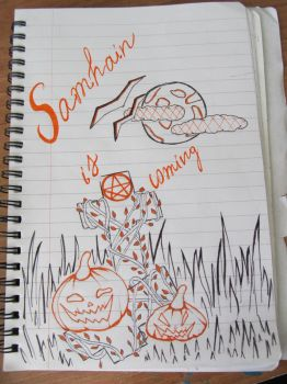 Samhain is here by sunny1212