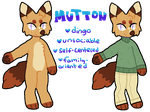 mutton ref 2014 by crowla