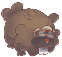 Bippa | Bidoof Commission