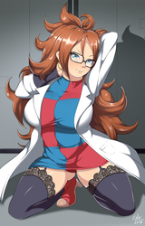Android 21 by ExLic