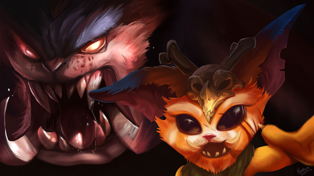 Gnar!!! by Hyrchurn