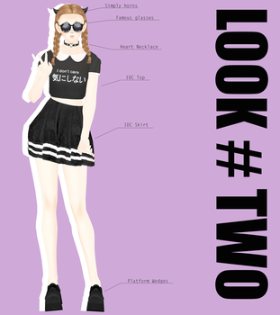 LOOK # TWO [dl] by Mari-Ichi