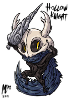 Hollow Knight | FreeArt #79 by blue-hugo