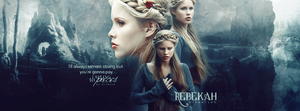 Rebekah Mikaelson by Fuckthesch00l
