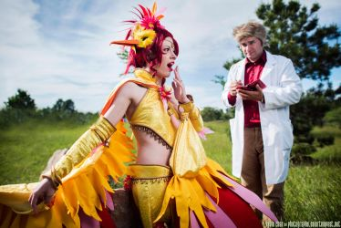 A Wild Moltres Appeared by Malindachan