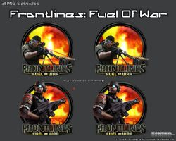 Frontlines Fuel of War Pack by 3xhumed