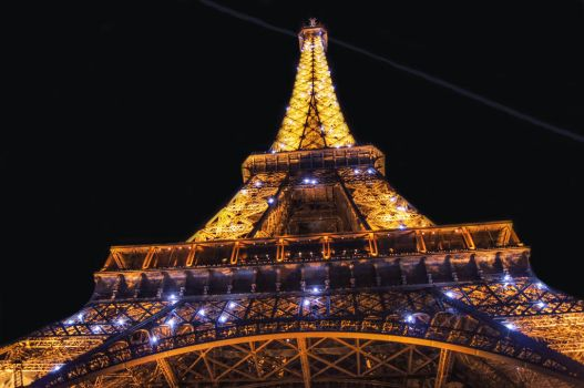Eiffle Tower 1 by pennyloves2jump