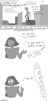 101 Ways Pink Diamond Could've Been Shattered: 023 by LittleSnaketail