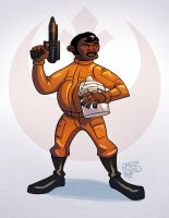 Willrow Hood Star Wars by Lord by RyanLord