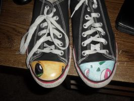 Pokeshoes by GypsyWolf666