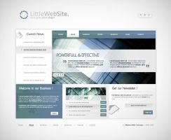 LittleWebSite by Torsten85