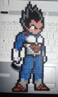 Vegeta Dragon Ball Z by Pirranah-HyddenSky