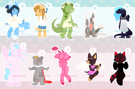 fursona prompt generator - OPEN extended! by catlinq