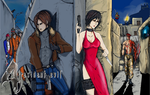 Resident Evil 4 by Dane-of-Celestia