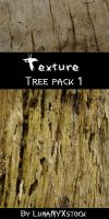 Tree texture pack - 1 by LunaNYXstock
