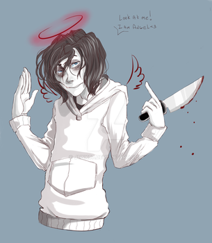 Jeff the killer by Junk97