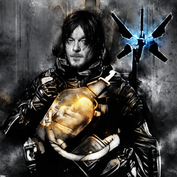 Death Stranding by p1xer