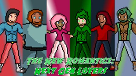 TNR Series 3 (Next Gen Lovers) Official Cast Pic2 by ZutzuCrobat55