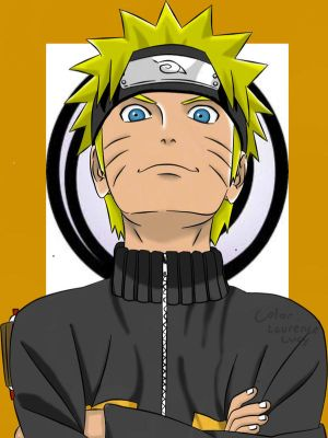 Naruto Coloring Practice by DracoSwoordMaster123