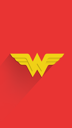 Wonder Woman Wallpapers iPhone 6S Plus by lirking20