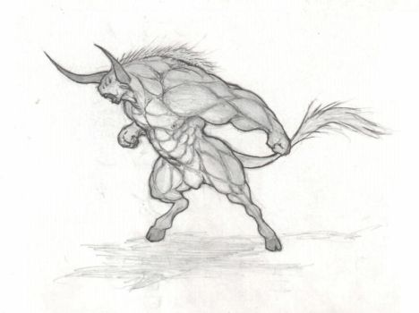 265  Do not tease angry tauren by krigg
