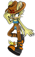 Etoile the Ocelot- SA style by Mm38