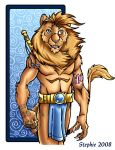 Lion 2008 by lady-cybercat