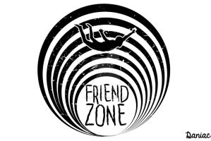 Friendzone t-shirt by daniacdesign