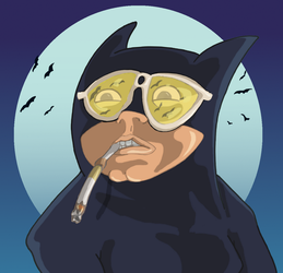 Bat Country by WillDS85