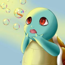 Cute Squirtle by Eli150693