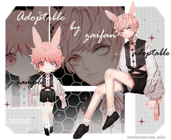 [Adoptable] auction #15 [CLOSE] by zaifan