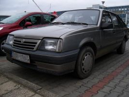 Opel Ascona 1.6S by Abrimaal