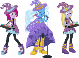 Trixie and the Illusions by Abion47