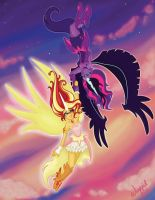 Twilight Shimmer by Cutey-Cat