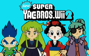 New Super Yae Bros Wii 2 by Ruensor
