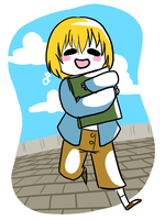 Happy Armin by Oranges-and-Pears