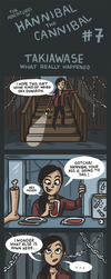 The Adventures of Hannibal the Cannibal #7 by ekzotik