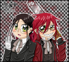 Grell Sutcliff by Isi-Daddy
