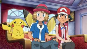 Ash and Serena Head Swap \SwappyShira by SwappyShira