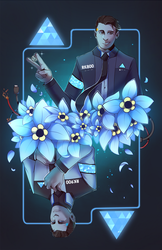Rkcard.png + Speedpaint by aphelione