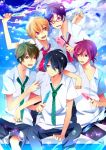 FREE! by SquChan