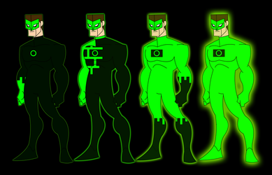 Green Lantern Ring Charge Idea by RockoTheTaco