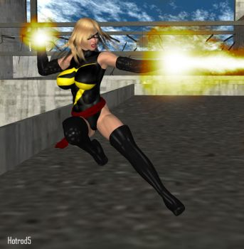 Ms. Marvel 06 by hotrod5