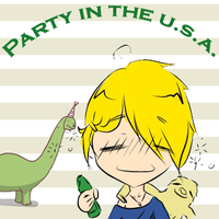 Party in the U.S.A. by IggyEngland
