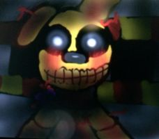 Request- SPRINGTRAP!!! by comicisawesome