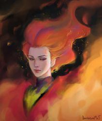Dark Phoenix by DavidPan
