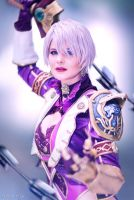 Ivy - Soul Calibur 5 by Paper-Cube
