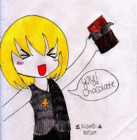 Mello Yellow by Nombee-Zombie
