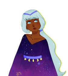 [ Moon Queen ] by hello-planet-chan